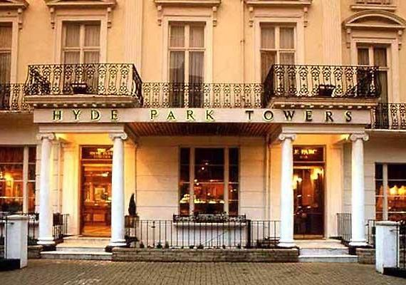 Hotel hyde park towers london for 41 51 inverness terrace london